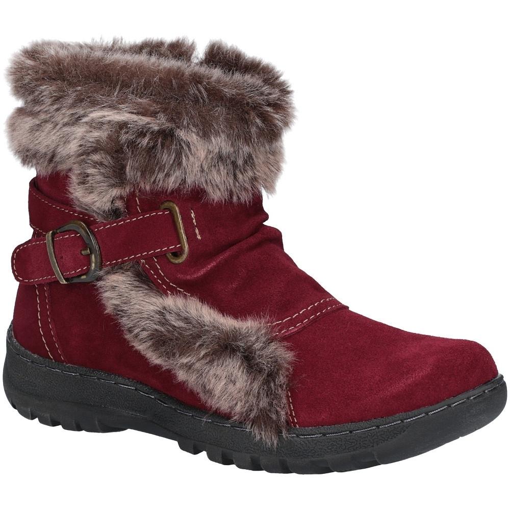 Helly Hansen Mens Garibaldi V3 Waterproof Nubuck Snow Boots Uk Size 11.5 (eu 46.5  Us 12)