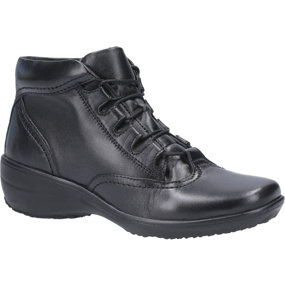 FleetandFoster Womens Merle Lace Up Leather Ankle Boots Uk Size 4 (eu 37)