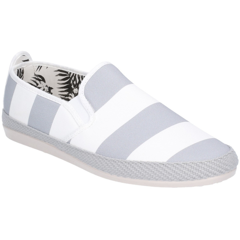 Flossy Mens Ninfa Slip On Casual Summer Pump Shoes Uk Size 8