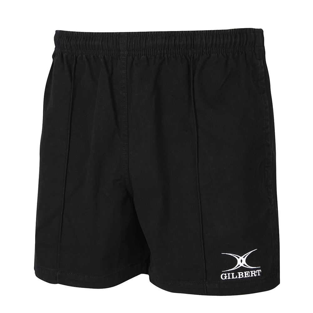 Gilbert Rugby Mens Adult Kiwi Pro Cotton Rugby Shorts Xs - 30/31.5 Waist