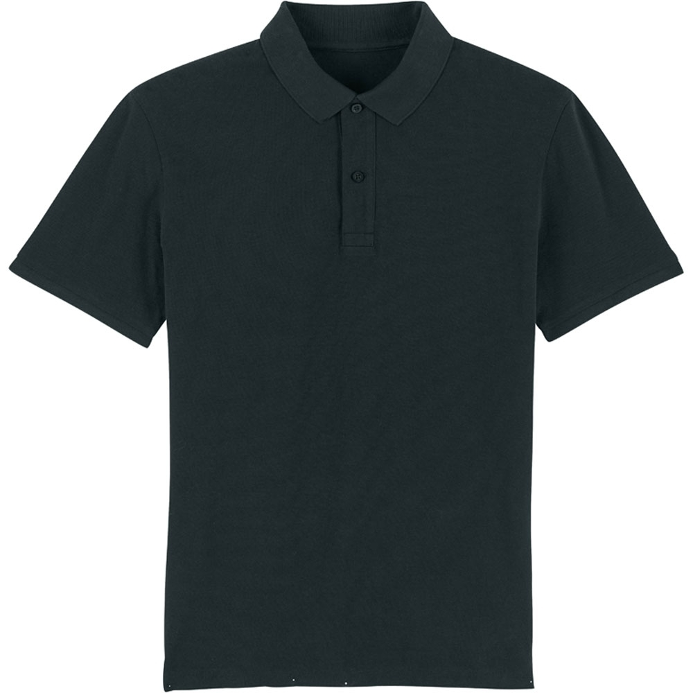 Image of greenT Mens Organic Cotton Dedicator Iconic Polo Shirt 3XL- Chest 48-50' (122-127cm)