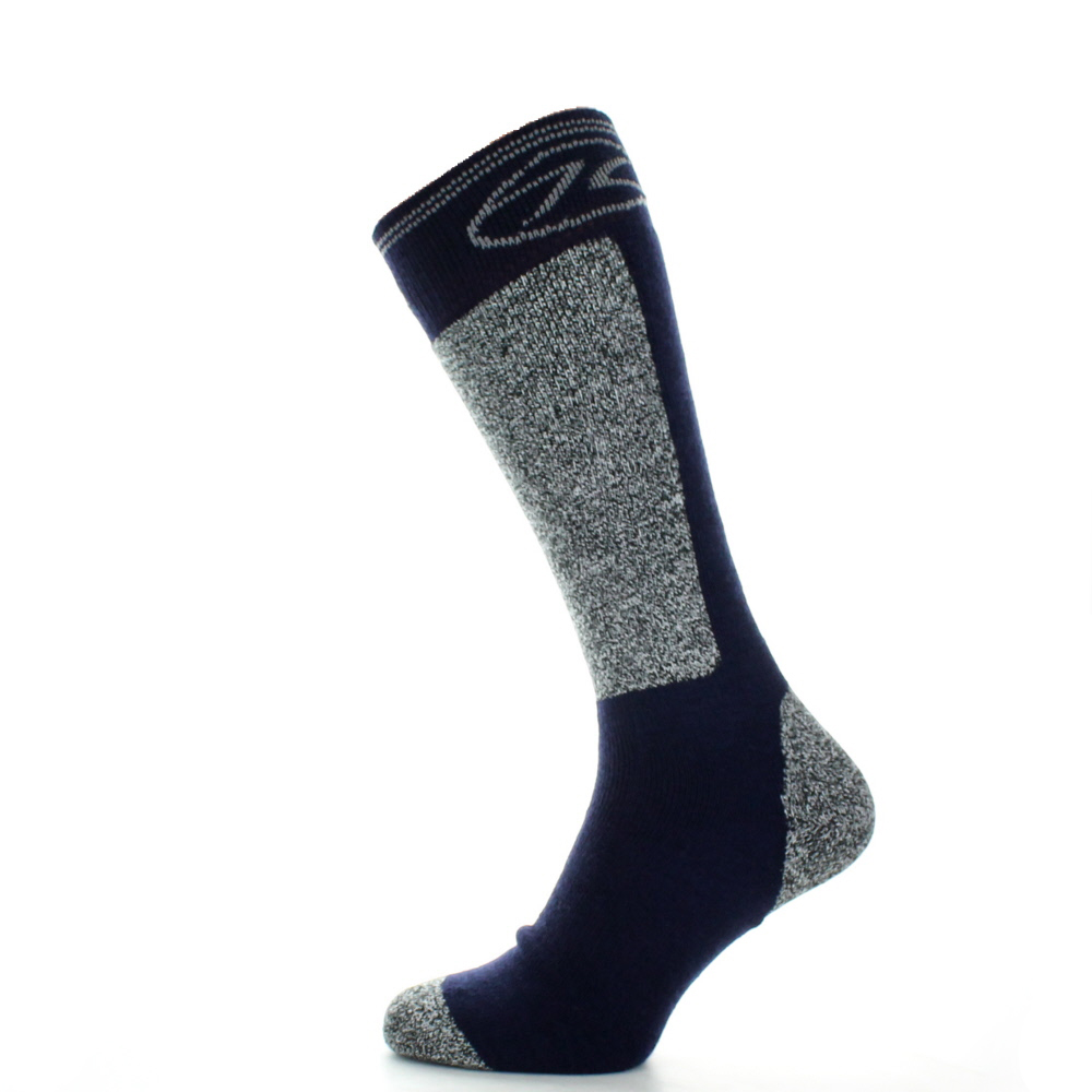 Product image of Highlander Mens Rannoch Trek High Wool Cold Weather Walking Socks Large