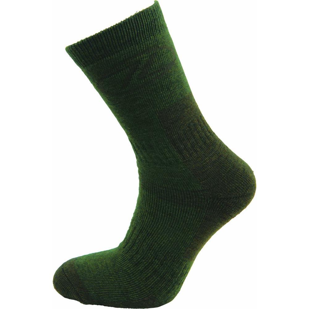 Product image of Highlander Mens Dartmoor Trek Lightweight Wool Walking Socks Large