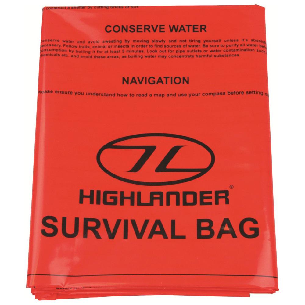Highlander Double Survival Bivi Bag One Size