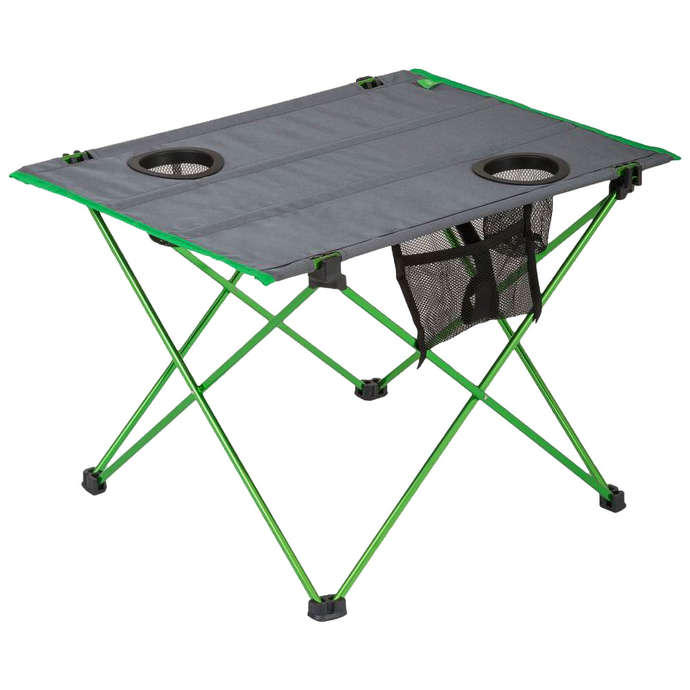 Highlander AYR Lightweight Durable Camping Table One Size