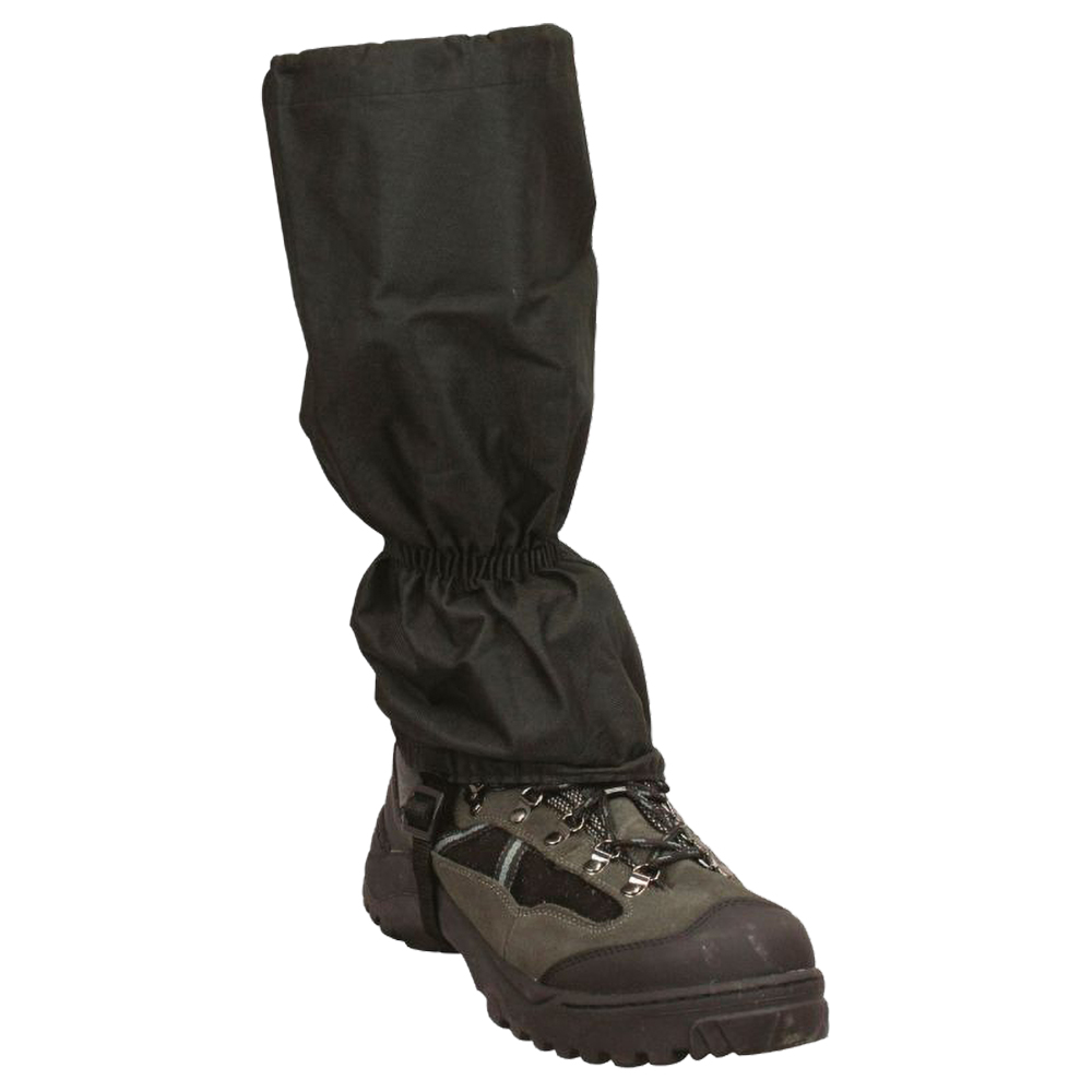 Highlander Classic Durable Walking Gaiters One Size