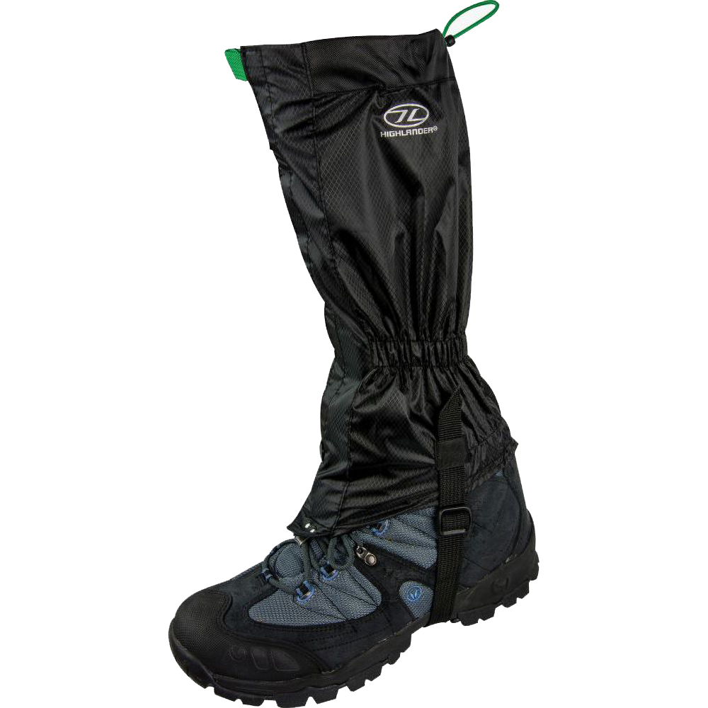 Highlander Glenshee Junior Walking Gaiters One Size