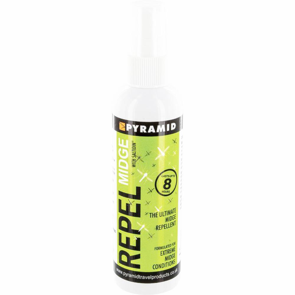 Highlander 100ml Trek MidgeandTick Spray One Size