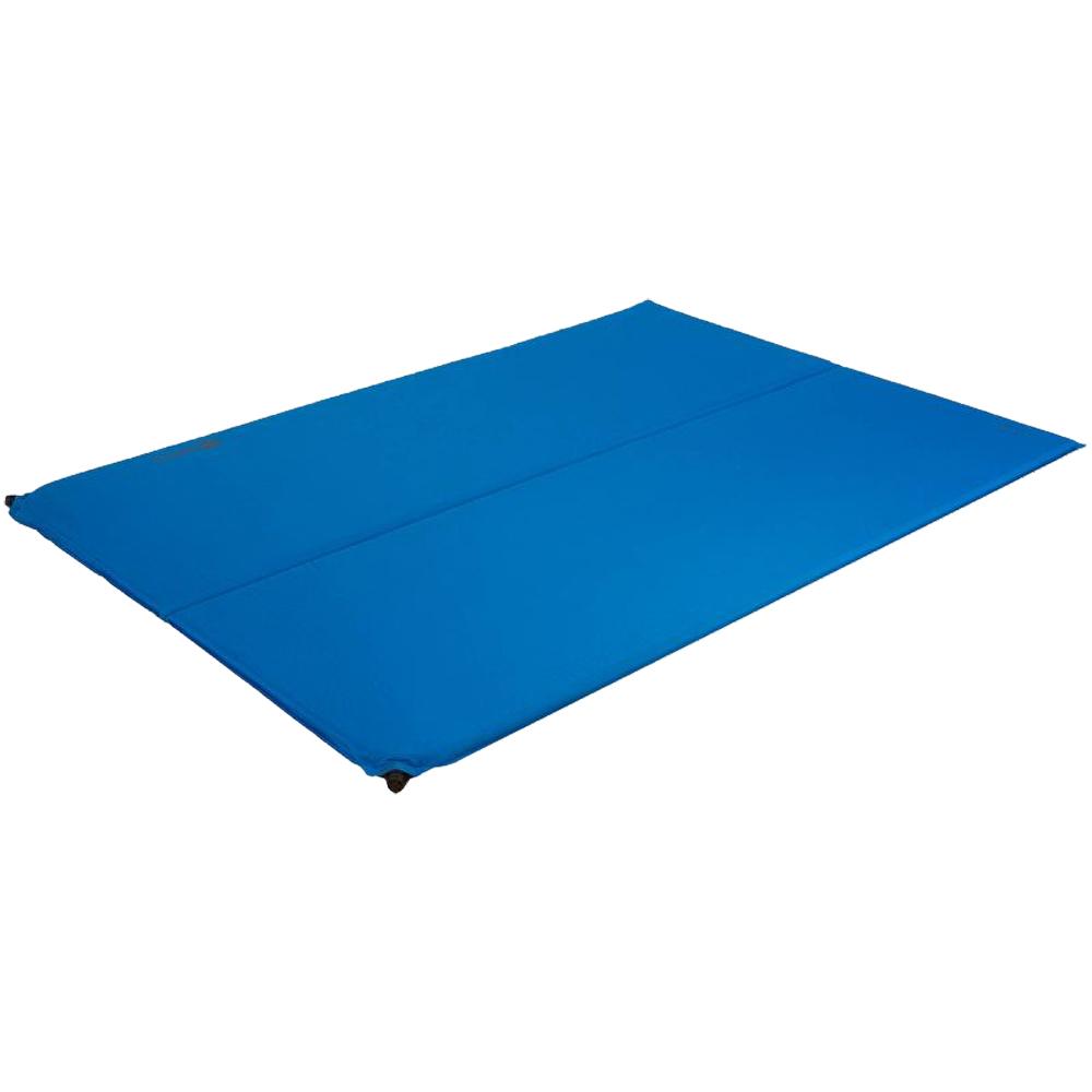 Highlander Base Double Self Inflating Sleeping Bag Mat One Size