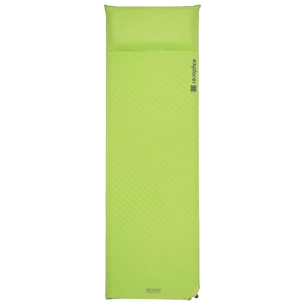 Highlander X-plorer Self Inflating Sleeping Bag Mat One Size