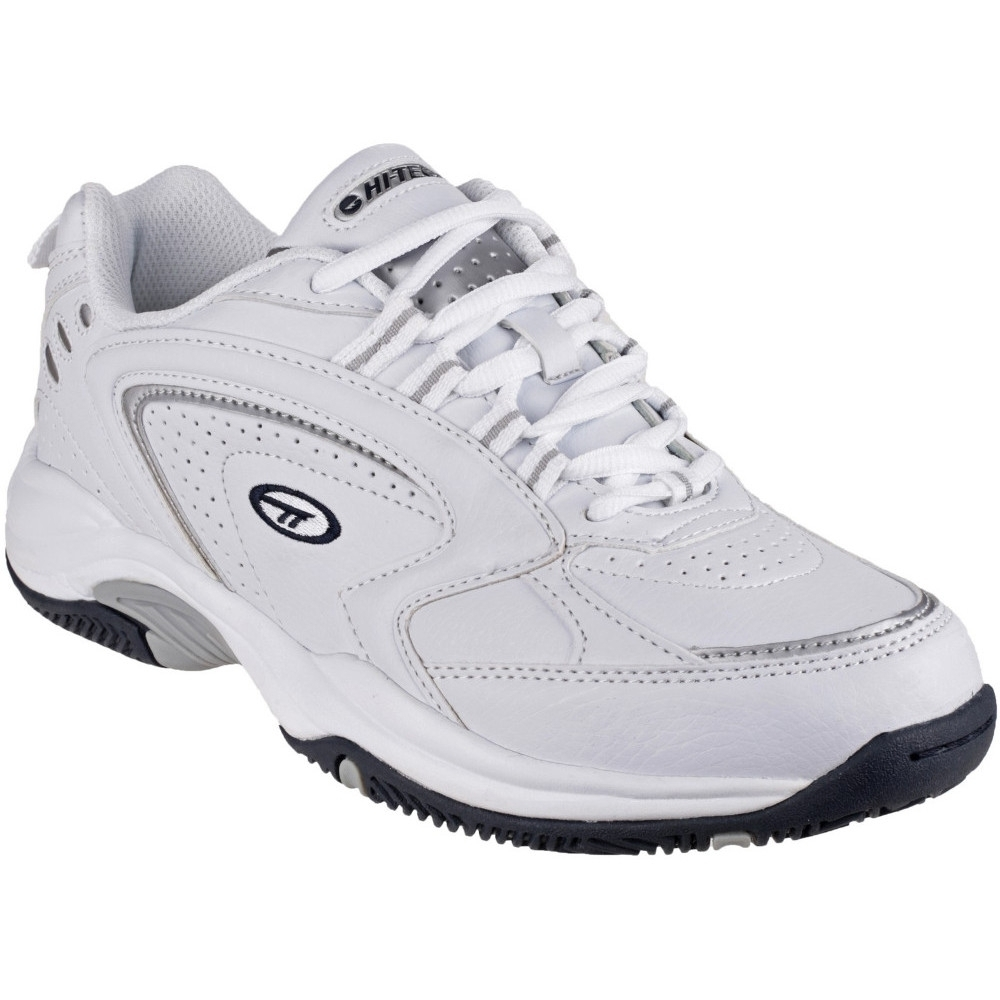 Image of Hi Tec Mens Blast Lite Casual Comfort Air Mesh Lace Up Trainer Shoes UK Size 7 (EU 41 US 8)
