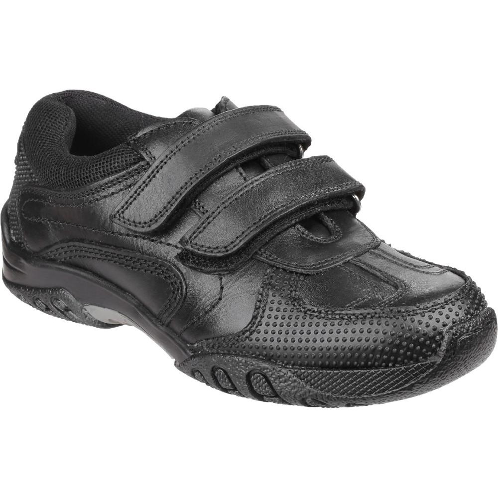 Hush Puppies Girls Rina Patent Leather Mary Jane Smart School Shoes Uk Size 12 (eu   Us 13)