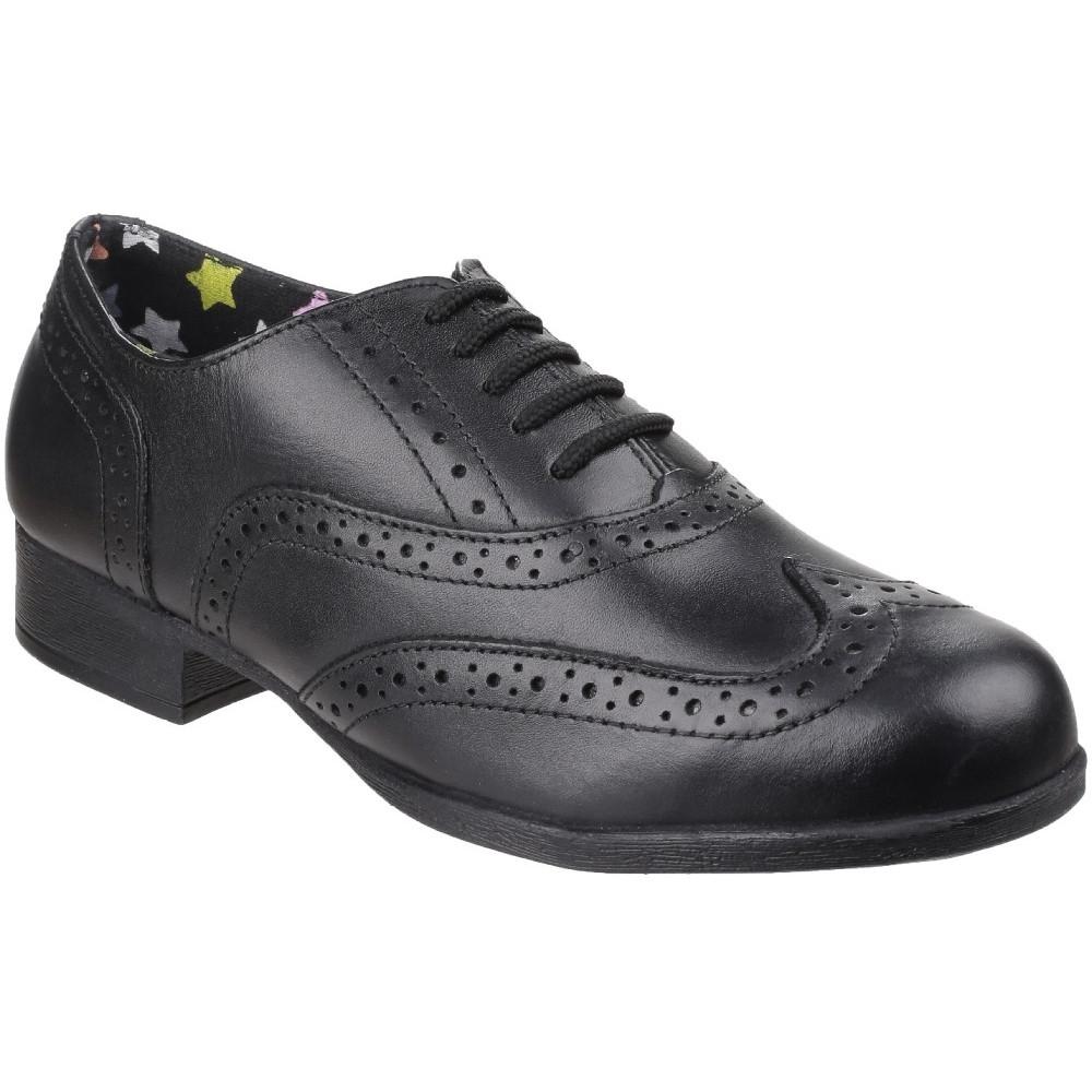 Hush Puppies Mens Sean Casual Plain Toe Brogue Smart Oxford Shoes Uk Size 10 (eu 45)