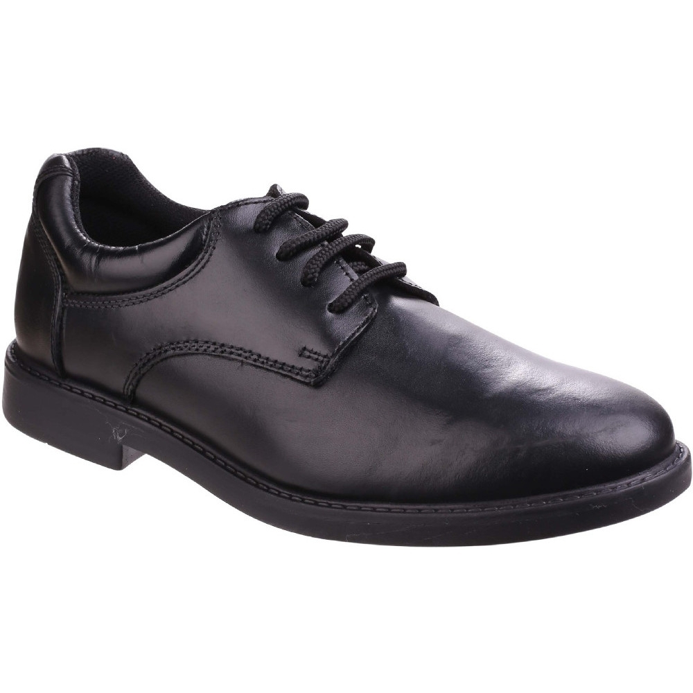 Hush Puppies Mens Volley Victory Formal Leather Lace Up Oxford Shoes Uk Size 10 (eu 45  Us 11)