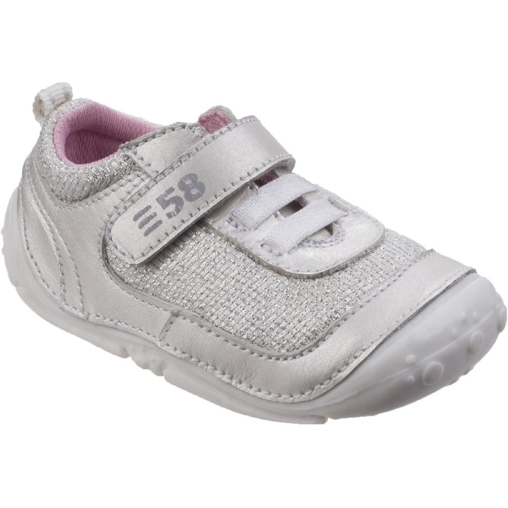 Flossy Girls Infants Frassy Slip On Graphic Summer Shoes Uk Size 6