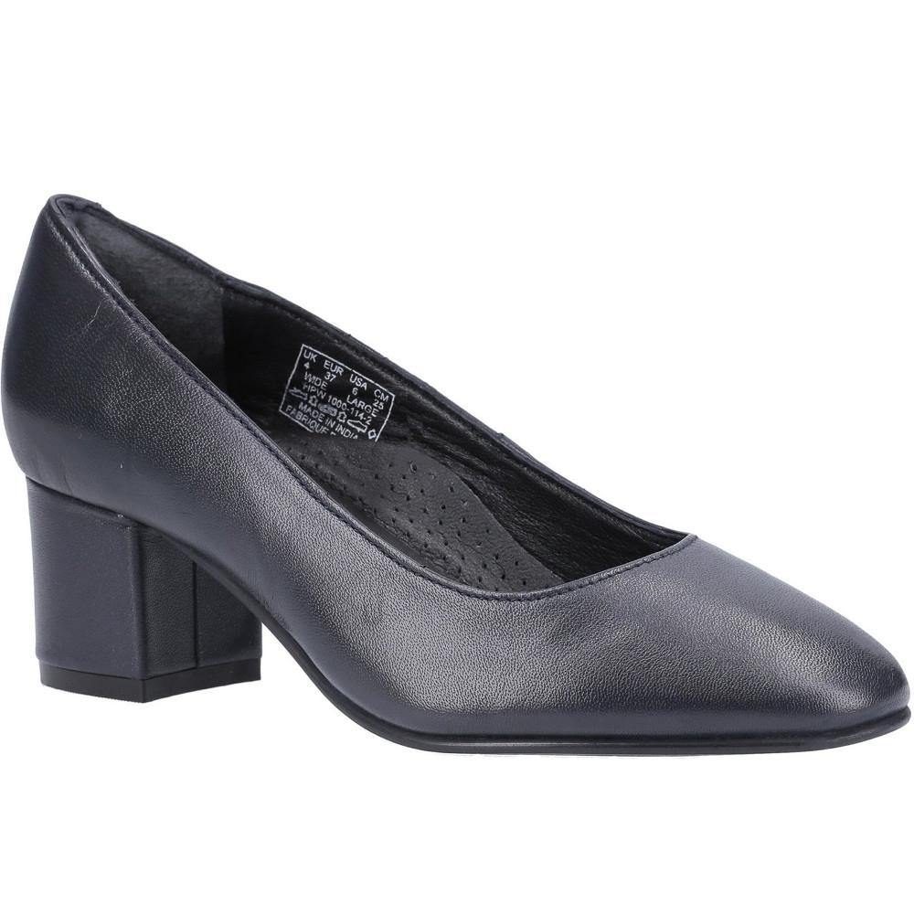 Hush Puppies Womens Anna Slip On Formal Dress Court Shoes UK Size 3 (EU 36)