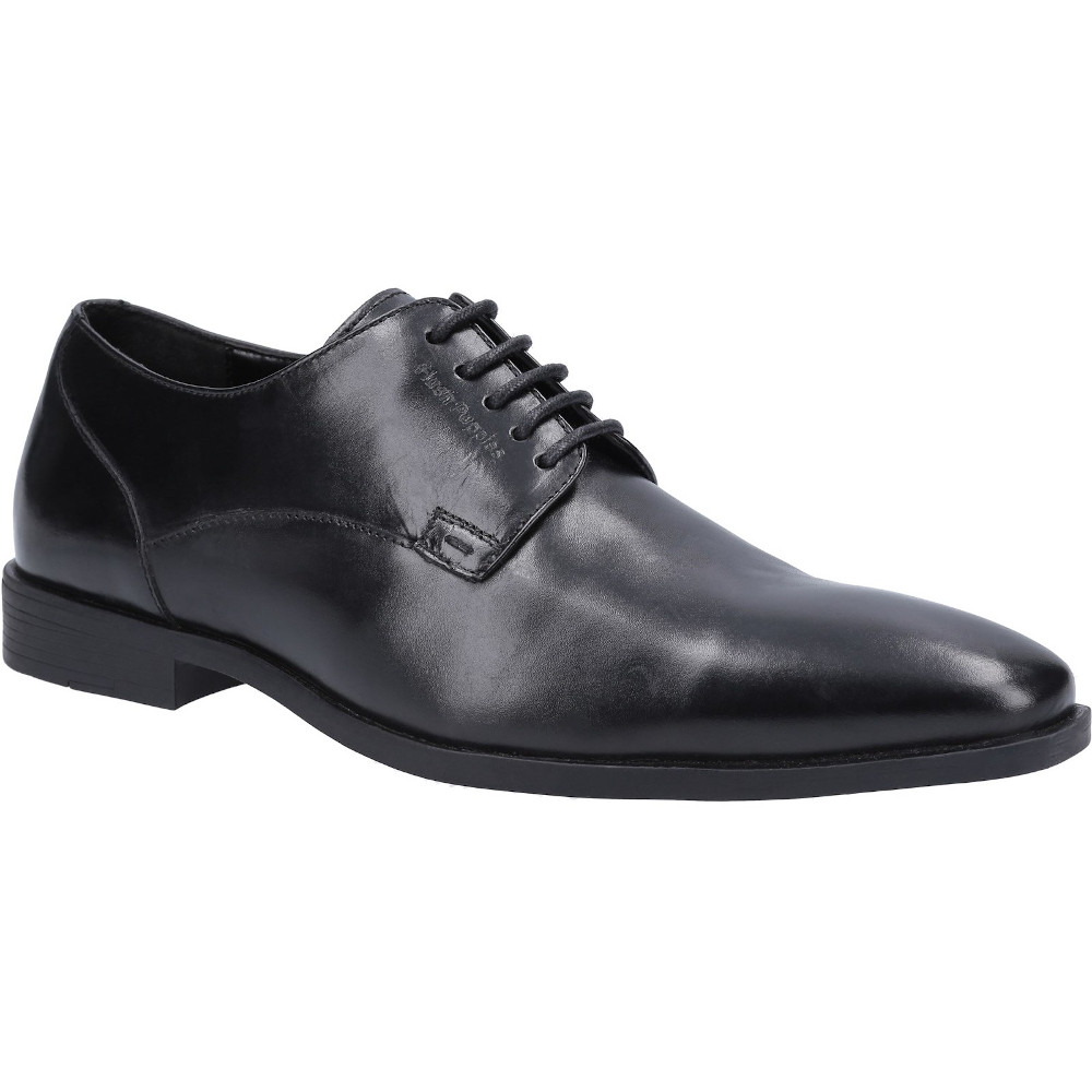 Hush Puppies Mens Craig Luganda Leather Brogue Formal Oxford Shoes Uk Size 11 (eu 46  Us 12)