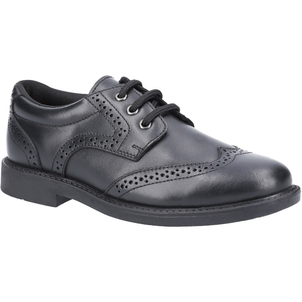 Hush Puppies Mens Geography Lace Up Leather Smart Formal Oxford Shoes Uk Size 10 (eu 45  Us 10)