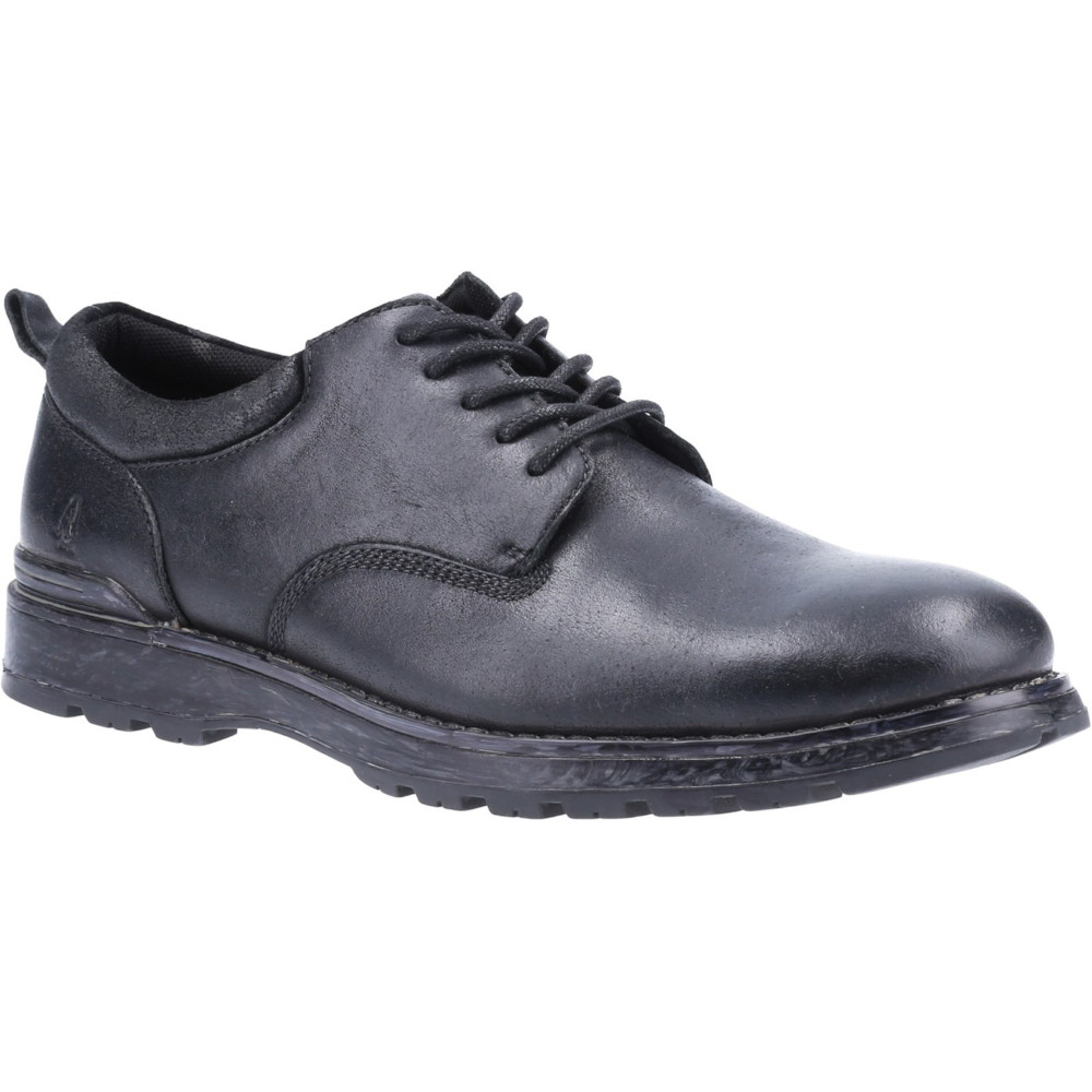 Hush Puppies Mens Dylan Lace Up Oxford Leather Shoes Uk Size 9 (eu 43)