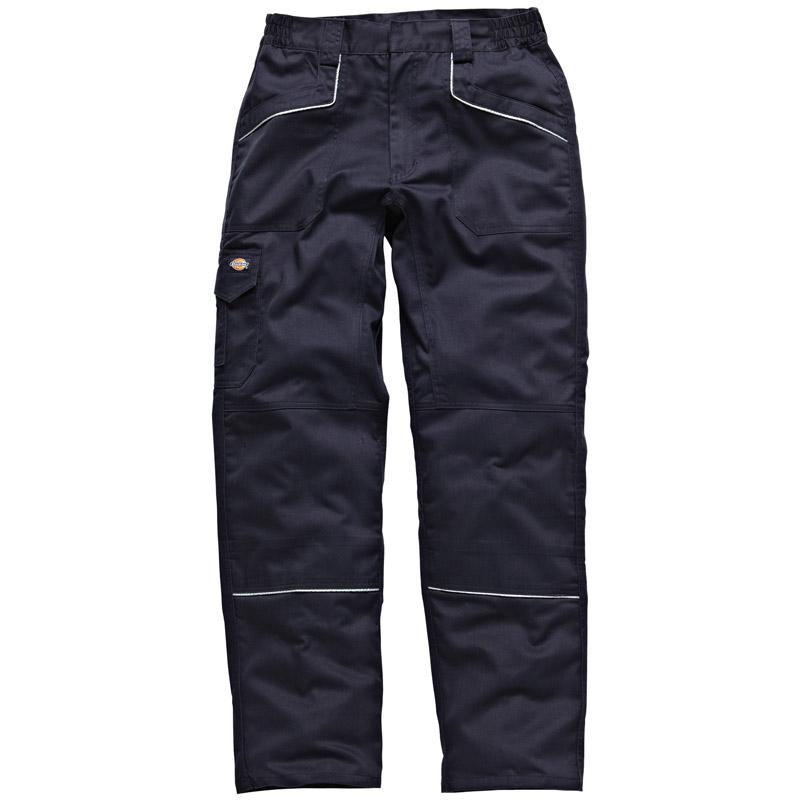 Dickies Mens industry 260 Workwear Trousers Navy Blue IN1001N