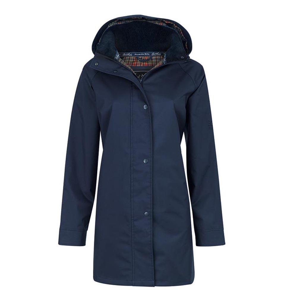 Jack Murphy Womens/Ladies Oxford Waterproof Windproof Country Jacket UK Size 12 - Bust 96cm (EU 40  US 10)