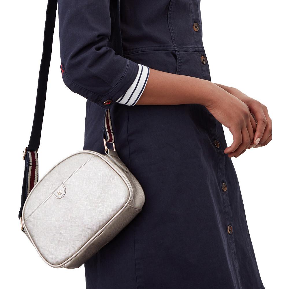 Joules Womens Trent Cross Body Handbag Camera Bag One Size