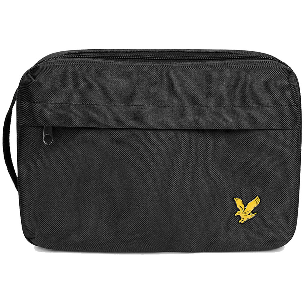 Lyle & Scott Mens Washbag Compact Lightweight Durable Bag One Size