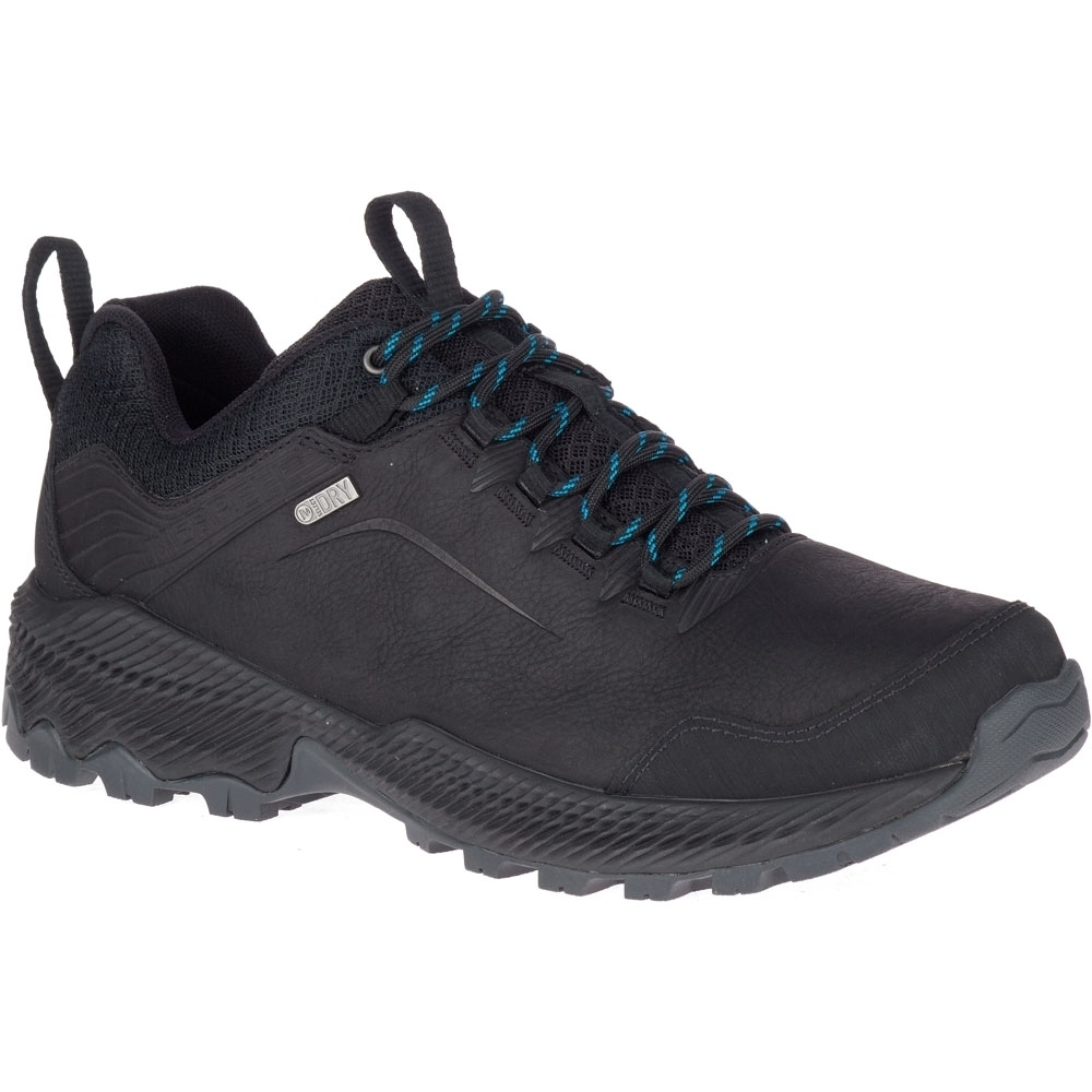 Image of Merrell Mens Forestbound Waterproof Breathable Mesh Walking Shoes UK Size 8.5 (EU 43 US 9)