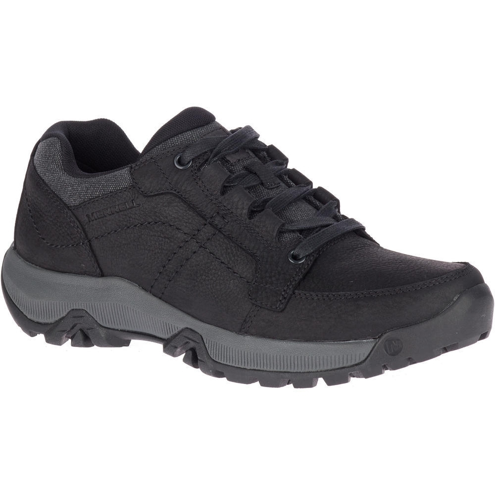 Image of Merrell Mens Anvik Pace Breathable Lace Up Walking Shoes UK Size 8.5 (EU 43)