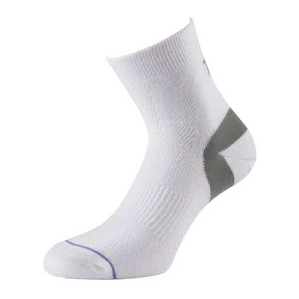 Product image of 1000 Mile Mens Ultimate Tactel Anklet Training Sock White