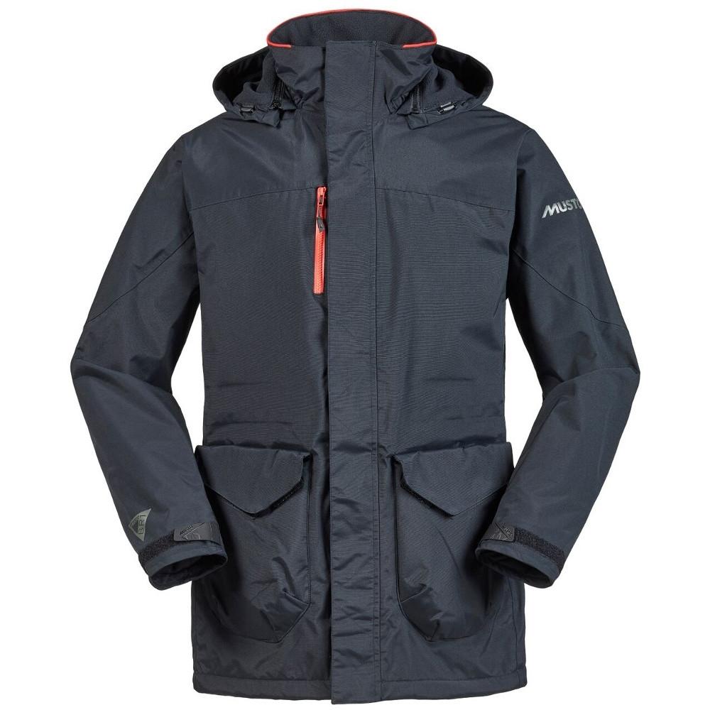 Joules Womens/ladies Coastline Waterproof Breathable Parka Jacket Coat 20 - Bust 44 (112cm)