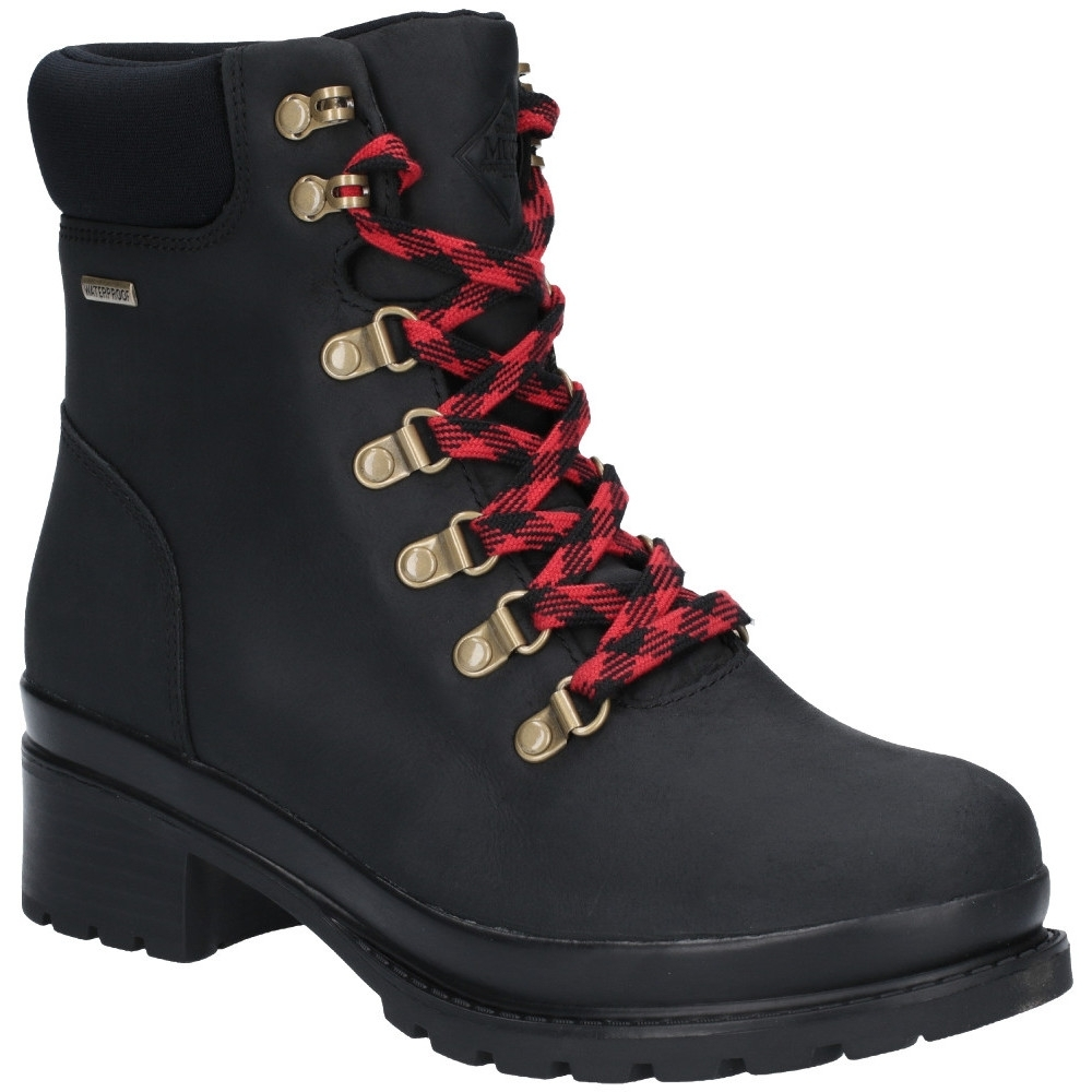 Image of Muck Boots Womens Liberty Alpine Lace Up Leather Ankle Boots UK Size 3 (EU 36)