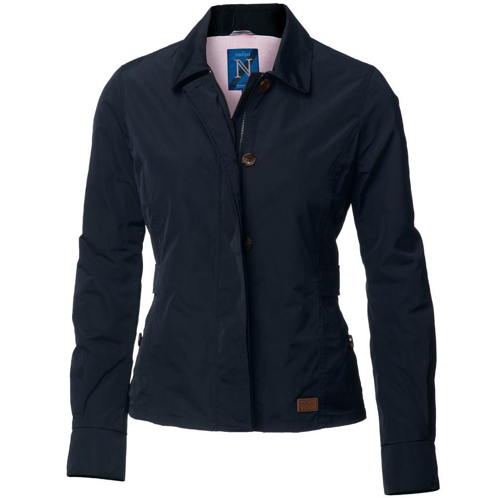 Nimbus Womens/Ladies Oxbridge Classic Polyester Fitted Jacke