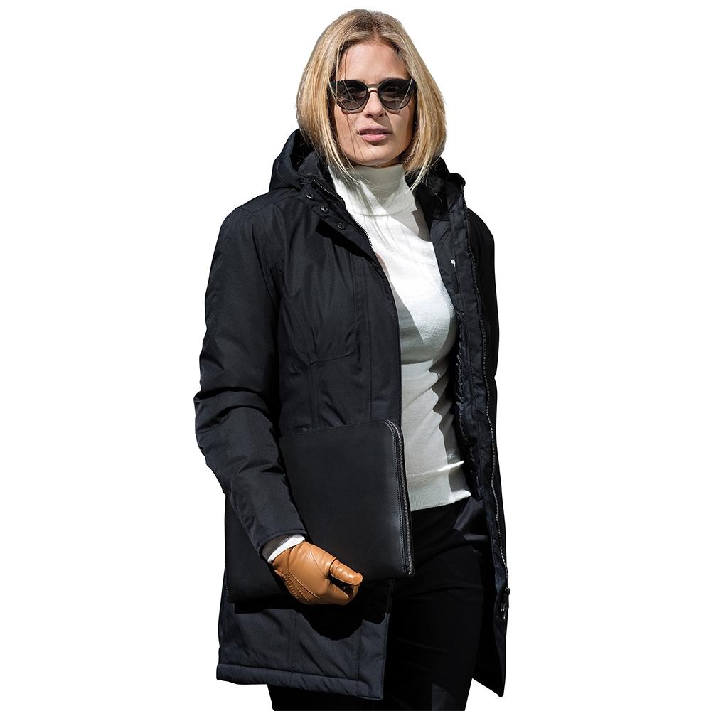 Nimbus Womens Mapleton Urban Tech Hooded Padded Parka Jacket