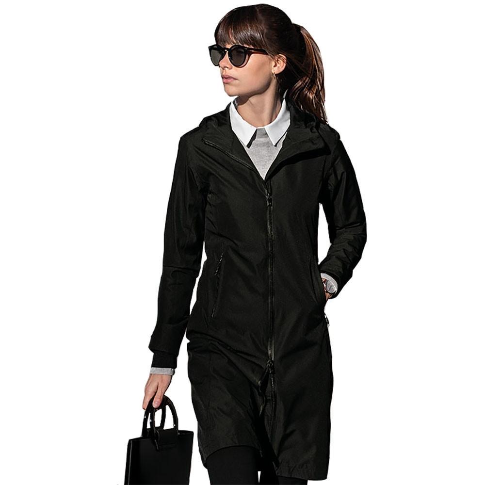 Jack Wolfskin Womens Ladies Sky Thermic Hooded Soft Fleece Jacket Coat 14 - Bust 39-40 (98-102cm)