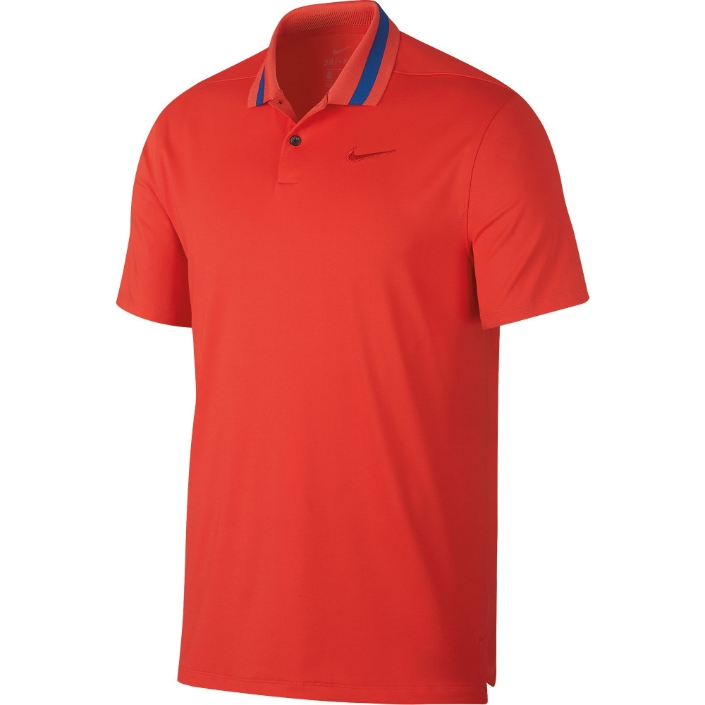 Nike Mens Dry Vapour Wicking Short Sleeve Sporty Polo Shirt L - Chest 41-43'