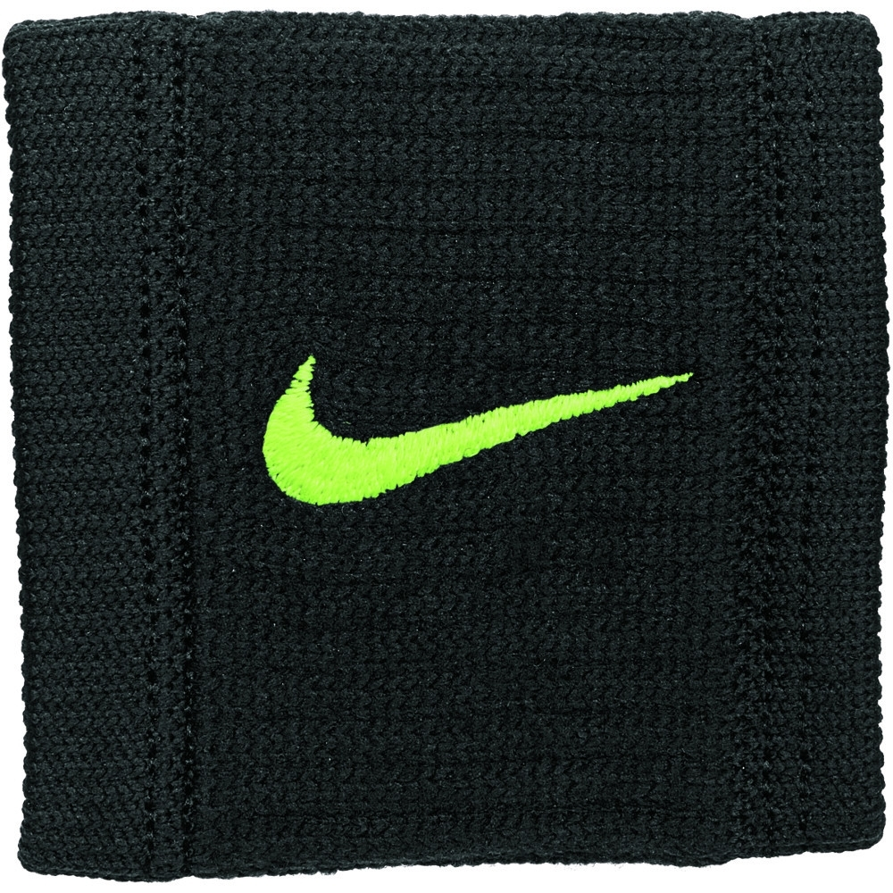 Nike Womens Dri Fit Reveal Wicking Workout Sweat Wristbands One Size