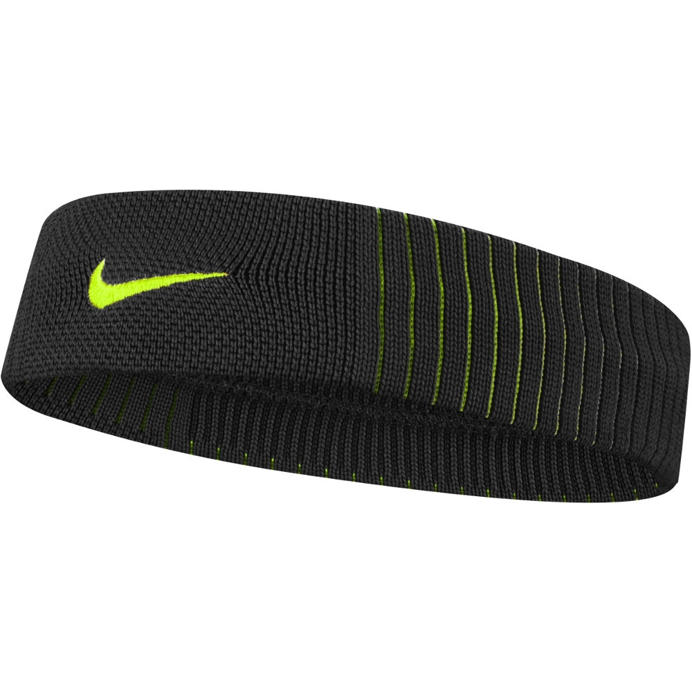 Nike Mens Dri Fit Reveal Wicking Workout Sweat Headband One Size