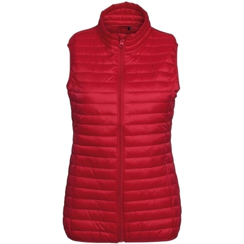 Outdoor Look Womens/ladies Banavie Fineline Puffa Gilet Body Warmer Xs- Uk Size 8