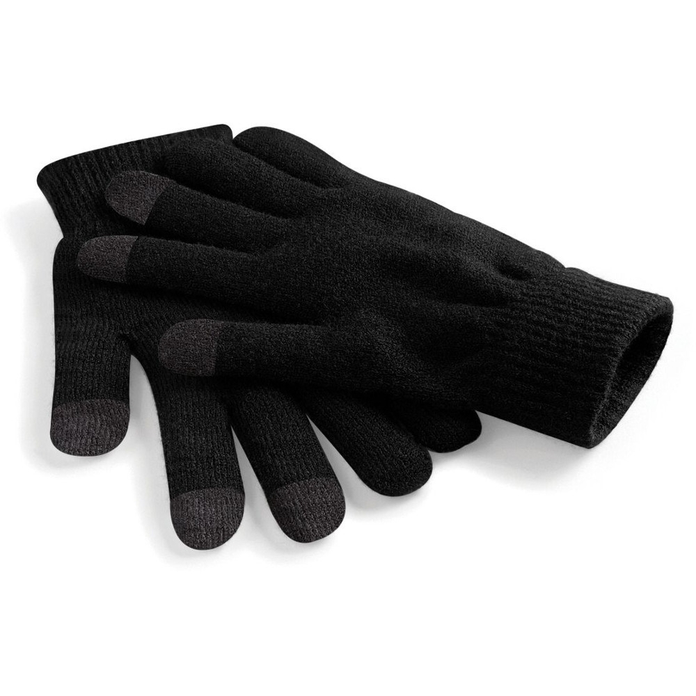 Outdoor Look Mens Aviemore Touch Screen Winter Gloves Mobile Phones Small / Medium