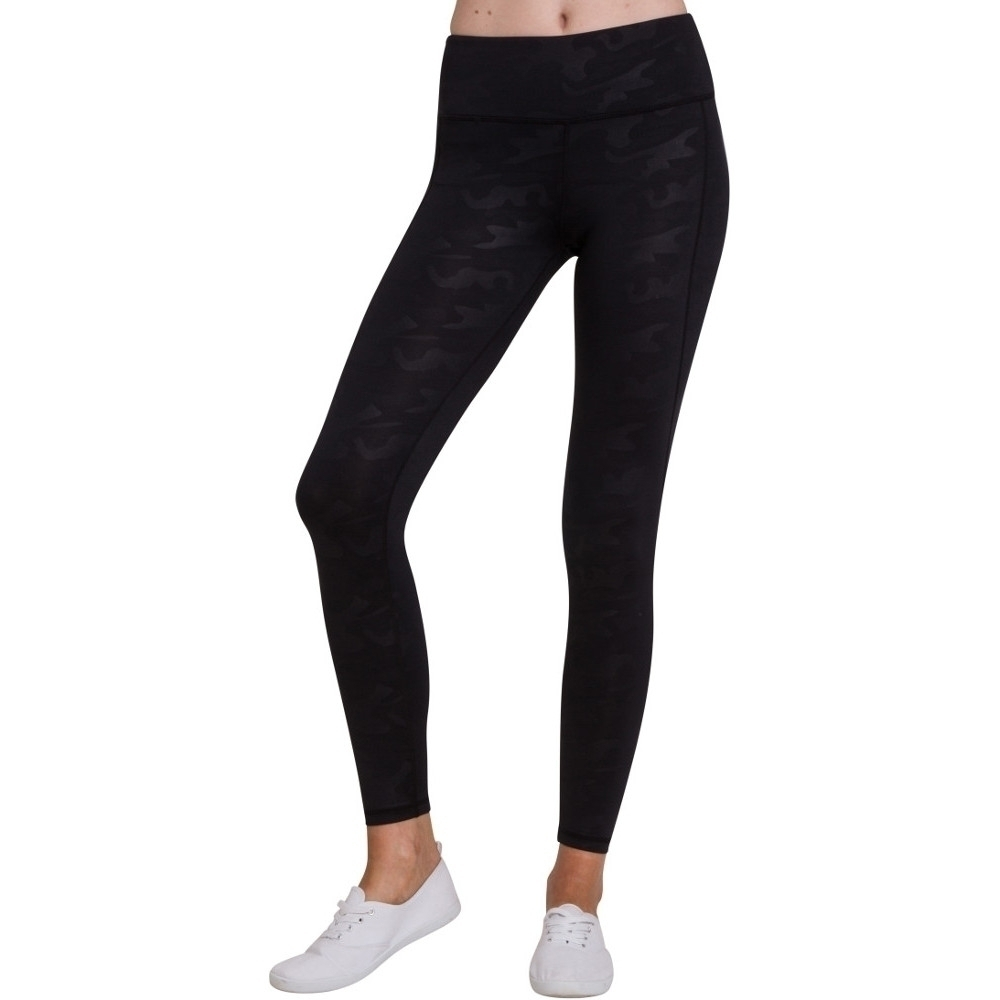 Outdoor Look Womens/ladies Connel Yoga Workout Leggings Fitness Pants Xl- Uk Size 16