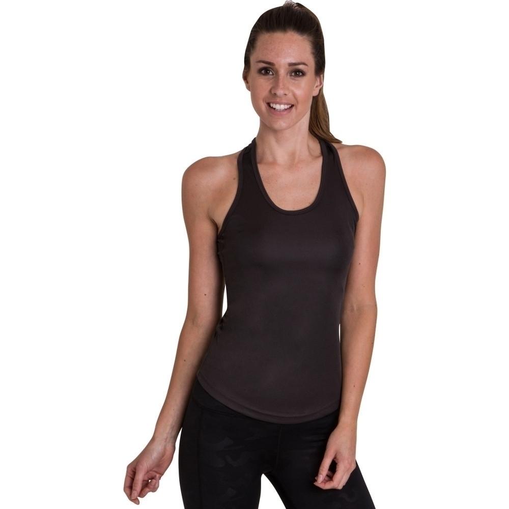 Outdoor Look Womens/ladies Spean Wicking Vest Cool Dry Gym Running Top Xl- Uk Size 16