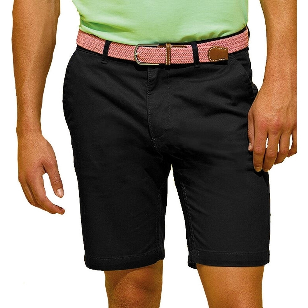 Outdoor Look Mens Jacks Classic Casual Soft Chino Shorts Xl- Waist 38