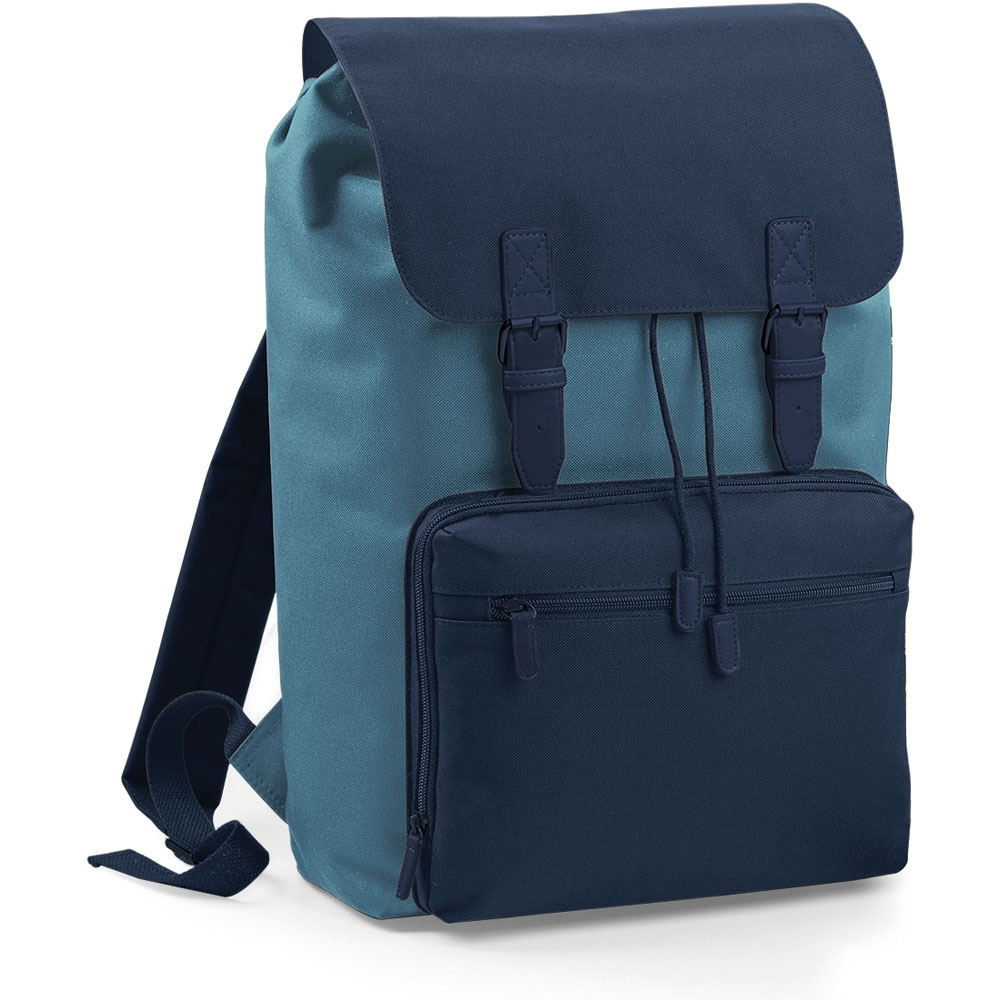 Outdoor Look Vint Padded 18 Litre Polyester Laptop Backpack 18 Litres