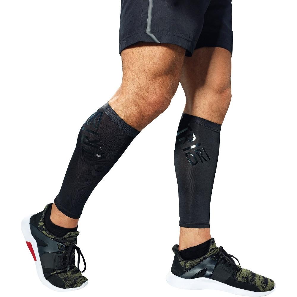 Outdoor Look Mens Running Compression Calf Sleeves Medium -30/32