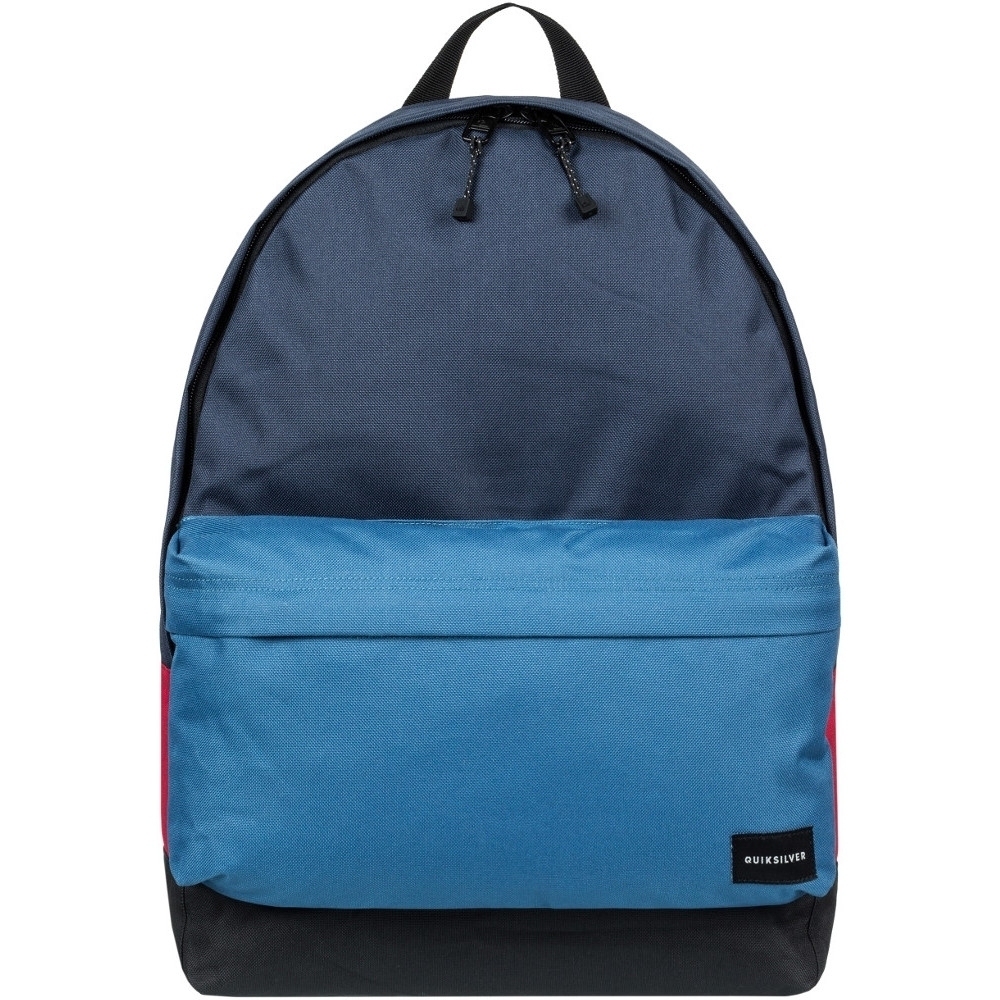Quiksilver Mens Everyday 25l Padded Poster Travel Daypack Backpack Bag 20l - 29l