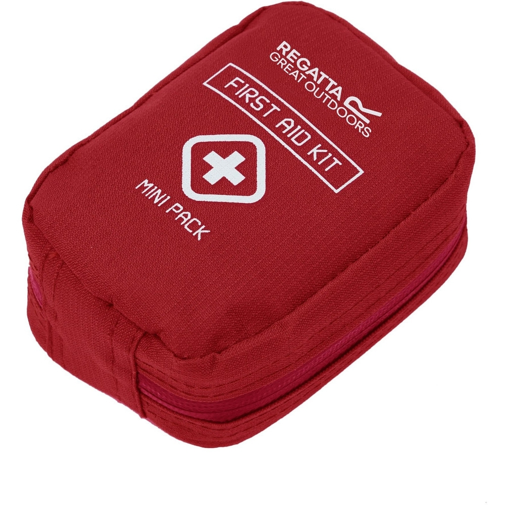 Regatta Compact Quick Access Polyester Camping First Aid Kit One Size