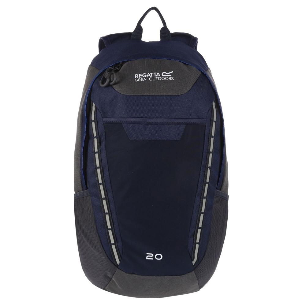 Regatta Mens Highton 20 Litre Polyester Backpack Rucksack 20l -29l