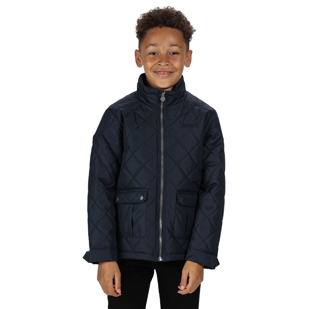 Regatta Boys Zion Polyester Casual Quilted Country Jacket 15 Years - Chest 86-98cm (height 164-170cm)