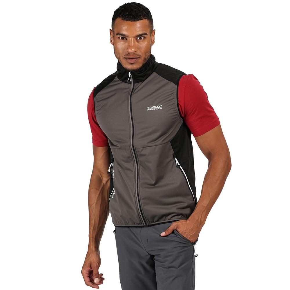 Regatta Altorock Ii 25 Litre Hard Wearing Reflective Daypack Bag 30l - 39l